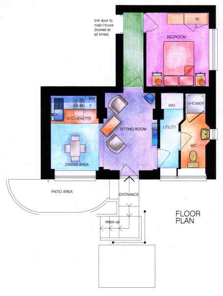 Whispers Floor Plan